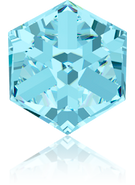 Swarovski Fancy Stone 4841 MM 6,0 AQUAMARINE CAL'VZ'(144pcs)