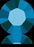 Swarovski 1028 PP 10 CRYSTAL MET.BLUE F(1440pcs)