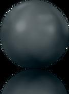 Swarovski Flat Back 2080/4 SS 16 JET HEMAT M HF(1440pcs)