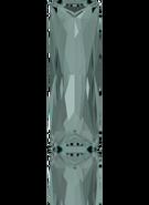 Swarovski Fancy Stone 4547 MM 24,0X 8,0 BLACK DIAMOND F(48pcs)