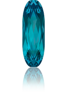 Swarovski Fancy Stone 4161 MM 21,0X 7,0 INDICOLITE F(48pcs)