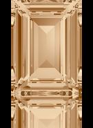 Swarovski Fancy Stone 4527 MM 14,0X 10,0 CRYSTAL GOL.SHADOW F(72pcs)