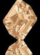Swarovski Fancy Stone 4739 MM 14,0X 11,0 CRYSTAL GOL.SHADOW F(144pcs)