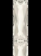 Swarovski Fancy Stone 4547 MM 15,0X 5,0 CRYSTAL SILVSHADE F(72pcs)