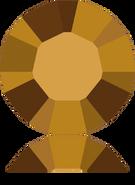 Swarovski 1028 PP 11 CRYSTAL DORADO F(1440pcs)
