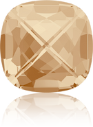 Swarovski Fancy Stone 4461 MM 16,0 CRYSTAL GOL.SHADOW F(72pcs)