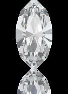 Swarovski Fancy Stone 4228 - 6x3mm, Crystal (Foiled) (001), 720pcs