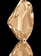 Swarovski Fancy Stone 4756 MM 27,0X 16,0 CRYSTAL GOL.SHADOW F(40pcs)