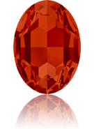 Swarovski Fancy Stone 4127 MM 30,0X 22,0 CRYSTAL RED MAGMA F(24pcs)