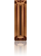 Swarovski Fancy Stone 4500 MM 3,0X 2,0 LIGHT SMOKED TOPAZ F(1440pcs)