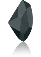 Swarovski Fancy Stone 4756 MM 19,0X 11,5 JET HEMAT(96pcs)
