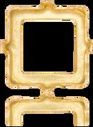 Swarovski Fancy Stone 4447/S MM 12,0 1P00CZ(72pcs)