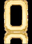 Swarovski Fancy Stone 4610/S MM 18,0X 13,0 1P00CZ(48pcs)
