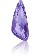Swarovski Fancy Stone 4790 MM 18,0X 7,5 TANZANITE F(108pcs)
