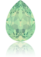Swarovski Fancy Stone 4320 MM 14,0X 10,0 CHRYSOLITE OPAL F(144pcs)