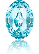 Swarovski 4128 MM 6,0X 4,0 AQUAMARINE F(360pcs)