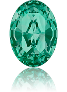 Swarovski 4128 MM 10,0X 8,0 EMERALD F(144pcs)