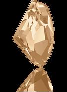 Swarovski Fancy Stone 4757 MM 19,0X 11,5 CRYSTAL GOL.SHADOW F(96pcs)