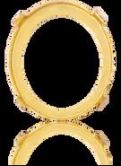 Swarovski Fancy Stone 4196/S MM 23,0X 20,0 1P00CZ(16pcs)