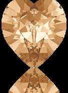 Swarovski Fancy Stone 4884 MM 6,6X 6,0 CRYSTAL GOL.SHADOW F(360pcs)