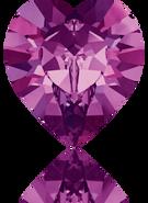 Swarovski Fancy Stone 4884 MM 6,6X 6,0 AMETHYST F(360pcs)