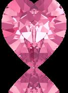 Swarovski Fancy Stone 4884 MM 6,6X 6,0 ROSE F(360pcs)