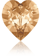 Swarovski Fancy Stone 4884 MM 11,0X 10,0 CRYSTAL GOL.SHADOW F(144pcs)