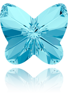 Swarovski Fancy Stone 4748 MM 10,0 AQUAMARINE F(288pcs)
