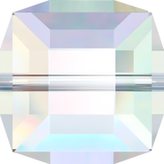 Swarovski Bead 5601 - 4mm, Crystal Aurore Boreale (001 AB), 288pcs