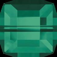 Swarovski Bead 5601 - 6mm, Emerald (205), 144pcs