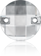 Swarovski Sew-on 3220 MM 10,0 CRYSTAL F(192pcs)