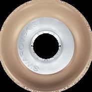 Swarovski Pearl 5890 MM 14,0 CRYSTAL BRONZE.PRL STEEL(12pcs)