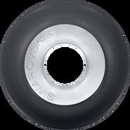 Swarovski Pearl 5890 MM 14,0 CRYSTAL BLACK.PRL STEEL(12pcs)