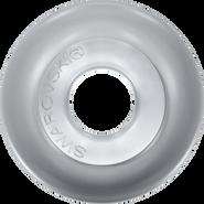 Swarovski 5890 MM 14,0 CRYSTAL GREYPEARL STEEL(12pcs)
