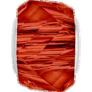 Swarovski 5928 MM 14,0 CRYSTAL RED MAGMA STEEL(12pcs)