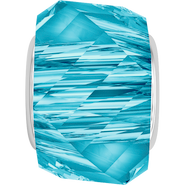 Swarovski 5928 MM 14,0 AQUAMARINE STEEL(12pcs)