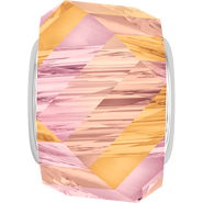 Swarovski 5928 MM 14,0 CRYSTAL ASTRALPINK STEEL(12pcs)