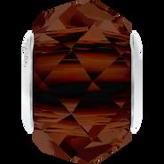 Swarovski 5948 MM 14,0 MOCCA STEEL(12pcs)