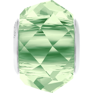 Swarovski 5948 MM 14,0 CHRYSOLITE STEEL(12pcs)
