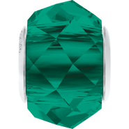 Swarovski 5948 MM 14,0 EMERALD STEEL(12pcs)