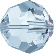Swarovski Bead 5000 - 10mm, Crystal Blue Shade (001 BLSH), 144pcs