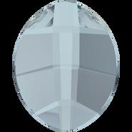Swarovski 2204 MM 10,0X 8,0 CRYSTAL BL.SHADE F(144pcs)