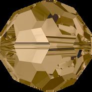 Swarovski Bead 5000 - 10mm, Crystal Bronze Shade (001 BRSH), 144pcs