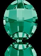 Swarovski Fancy Stone 4224 MM 14,0X 11,0 EMERALD F(72pcs)