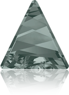 Swarovski Fancy Stone 4717 MM 15,5 BLACK DIAMOND F(72pcs)