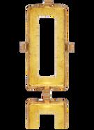 Swarovski Fancy Stone 4524/S MM 12,0X 6,0 1P00CZ(144pcs)