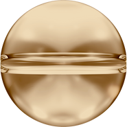 Swarovski Bead 5028/4 MM 10,0 CRYSTAL GOL.SHADOW(72pcs)
