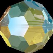Swarovski Bead 5000 - 3mm, Crystal Iridescent Green (001 IRIG), 720pcs