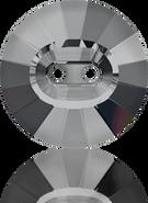 Swarovski Button 3019 MM 12,0 CRYSTAL SILVNIGHT(48pcs)