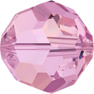 Swarovski Bead 5000 - 8mm, Crystal Lilac Shadow (001 LISH), 288pcs